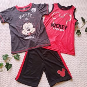 Disneys Mickey Mouse 3 piece outfit